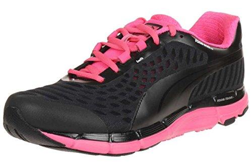 Puma Wns Faas 600 V2 - Chaussures de Running - Femme Noir