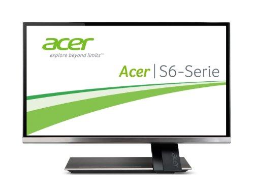 "Acer S276HL - Monitor LED de 27"" (1920 x 1080, Zero Frame CrystalBrite, 2 x HDMI con soporte MHL, multimedia), titanio"