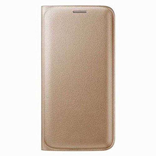 Reflect-Ray Gold Flip Cover for Samsung Galaxy S5  available at amazon for Rs.204