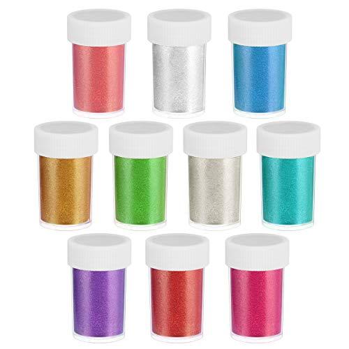Pack de 10 pigmentos en polvo