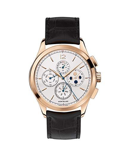 Montblanc 114876 - Reloj cronógrafo para Hombre, Calendario Anual