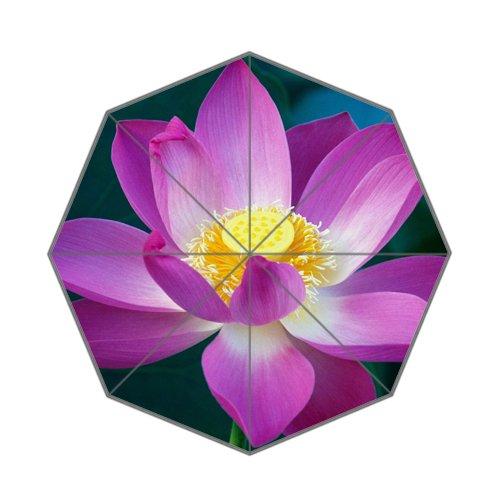 Pink Lotus Blossom (Pink Blossom Lotus tragbar Regenschirm)