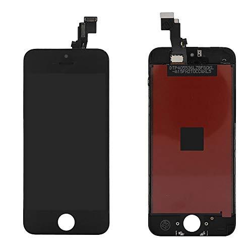 VBESTLIFE HD LCD Display Touchscreen + Rahmen Ersatz mit festen Werkzeugen für iPhone 5C,4.0 Zoll (5c Screen-ersatz Iphone Für)