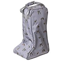 Rydale Wellington Boot Storage Bag Zipped Carry Handle Carrier Bag Welly Bag Men