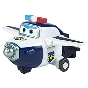 Super Wings - Paul, personaje transformable (Colorbaby 75865)