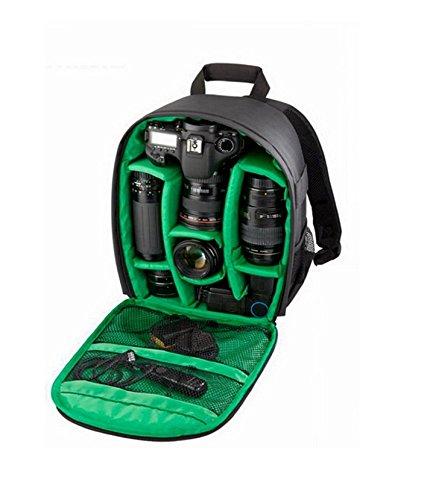 Kamera Rucksack DSLR Wandern Kamera Tasche Wasserdicht für Canon, Nikon, Sony, Olympus, Samsung, Panasonic, Pentax Compact Kamera Rucksack Tasche für Fotograf