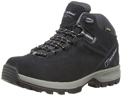 Berghaus EXP TRAIL VII GTX TECH BOOT AF BLK/GRY, Damen Trekking- & Wanderstiefel, schwarz/grau, 37 EU (4 Damen UK) Explorer Gtx Boot