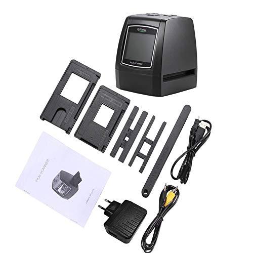 Preisvergleich Produktbild High-Definition-Filmscanner mit 135 mm / 126 mm / 110 mm / 8 mm Schnelles Foto gedruckt - Schwarz