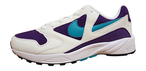 Nike, Sneaker uomo black white 004 42 EU night purple white 500