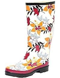 8fa0cdc076ff Suchergebnis auf Amazon.de für: gummistiefel blumen damen: Schuhe ...