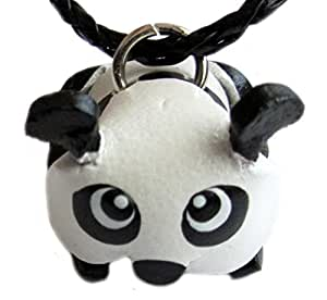 Car Mirror Accessories - Panda - Hanging Auto Decor Ornament - Black & White Animal Christmas Gifts