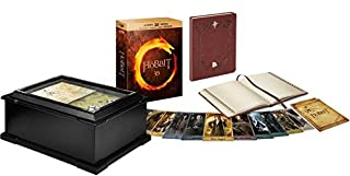 Le Hobbit - La trilogie [Édition limitée - Combo Blu-ray 3D + Blu-ray + DVD + Copie digitale] (B00URIF2OO) | Amazon price tracker / tracking, Amazon price history charts, Amazon price watches, Amazon price drop alerts