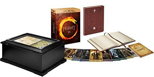 Le Hobbit - La trilogie [Édition limitée - Combo Blu-ray 3D + Blu-ray + DVD + Copie digitale]