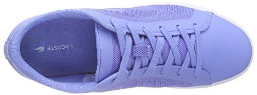 Lacoste Damen Straightset 116 4 Spw Sneakers Blau (BLUE 125)