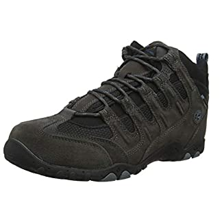Hi-Tec Men's Quadra Mid Wp Multisport Boots 8