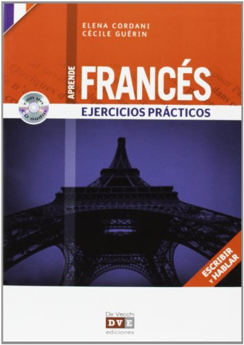 Aprende Francés. Ejercicios Prácticos ( + CD) (Aprende (vecchi))