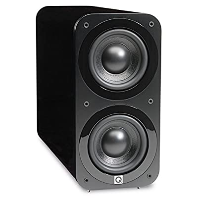 Q.Acoustics QA3076 Gravel Box for All Devices Black by Q.ACOUSTICS