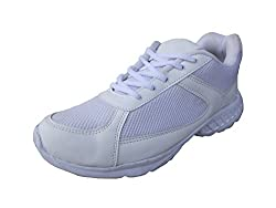 Port Comex Mens Black Running Shoes(6)