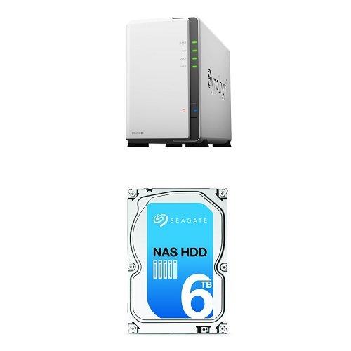 synology-ds216j-12tb-2x-6-tb-seagate-nas-st6000vn0021-hdd-2-bay-desktop-nas-unit