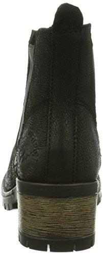 S.oliver 26460, Bottines Beatles Femme Noir (schwarz (black 1))