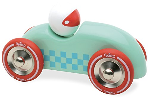 Vilac - 2283G - Rallye Checkers Gm - Menthe