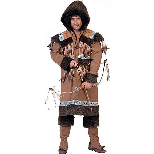 Eskimo-Kostüm für Herren M / (Kostüm Eskimo)