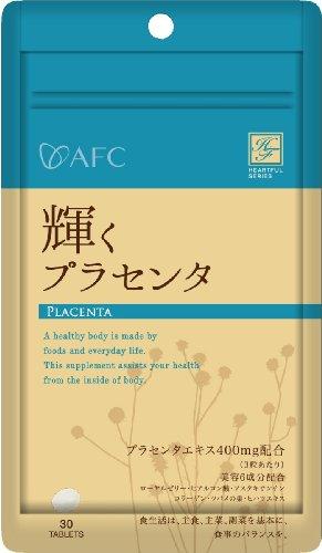 Afc Hartfull Supplement Placenta 30 grain