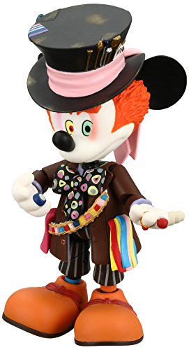 (Disney MAF Actionfigur Mickey Mouse Mad Hatter Version 14 cm)