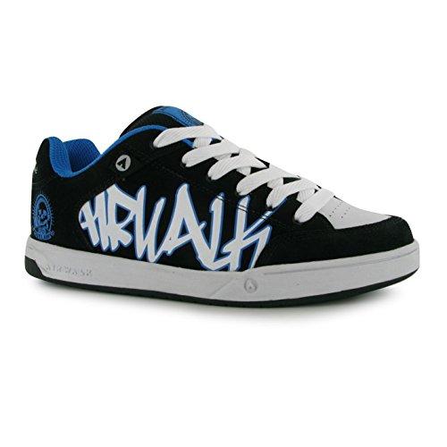 airwalk-outlaw-skate-shoes-junior-boys-blk-white-blue-trainers-sneakers-footwear-uk-55-eu-385