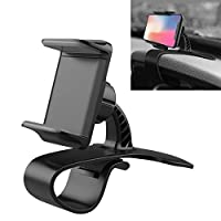 Gift Multi-functional Vehicle Navigation Frame Dashboard Car Mount Phone Holder good choice (Color : Grey)