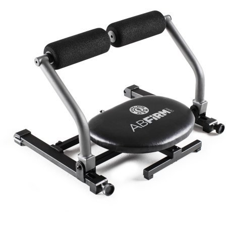 Gold's Gym AbFirm Pro | AbFirm, Adjustable Swiveling Seat by