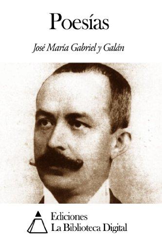 Poesías por José María Gabriel y Galán