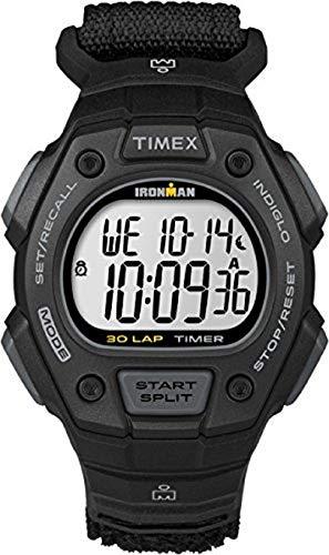 Reloj para Hombre Timex Ironman 30® ® Classic Nylon TW5K90800con Pantalla Digital de Timex