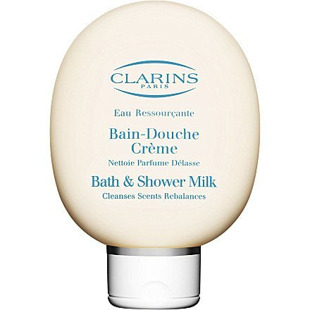 CLARINS Eau Ressourçante bath and shower milk ,150ml