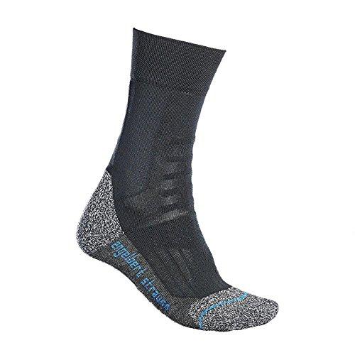 Preisvergleich Produktbild Socken Function cool/high e.s. Allround Gr. 42-44 Dunkelgrau Melange