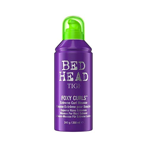 BED HEAD BH EU FOXY CURLS MOUSSE 8.450Z/250ML - Extreme Mousse