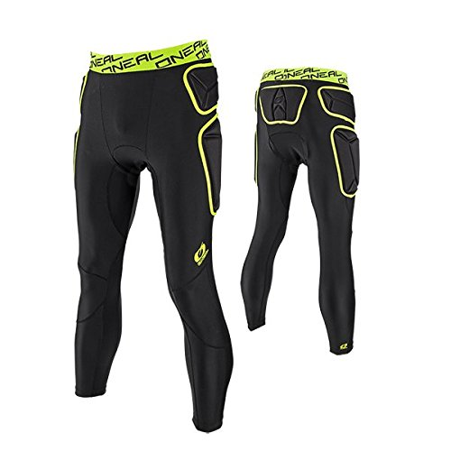 Oneal Trail - Protezioni per bicicletta, taglia XL, colore: nero