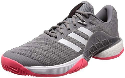 débiles cráter mensual  adidas Men's Barricade 2018 Boost Tennis Shoes- Buy Online in Aruba at  aruba.desertcart.com. ProductId : 96772502.
