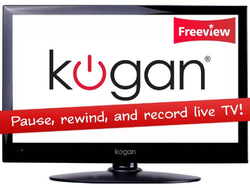 "Kogan 22"" Full HD LED* TV with PVR and Digital Tuner - Kogan Elite LED22"