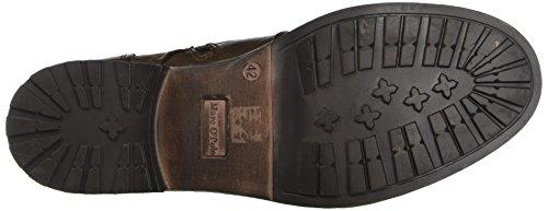 Marc O'Polo Herren Bootie Combat Boots, Braun (Mocca), 44 EU - 3