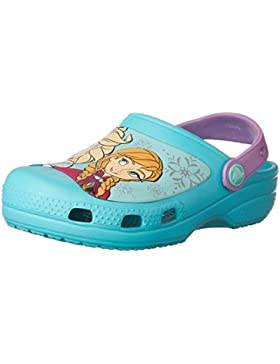 Crocs CC Frozen K, Zoccoli e sabot, Unisex - bambino