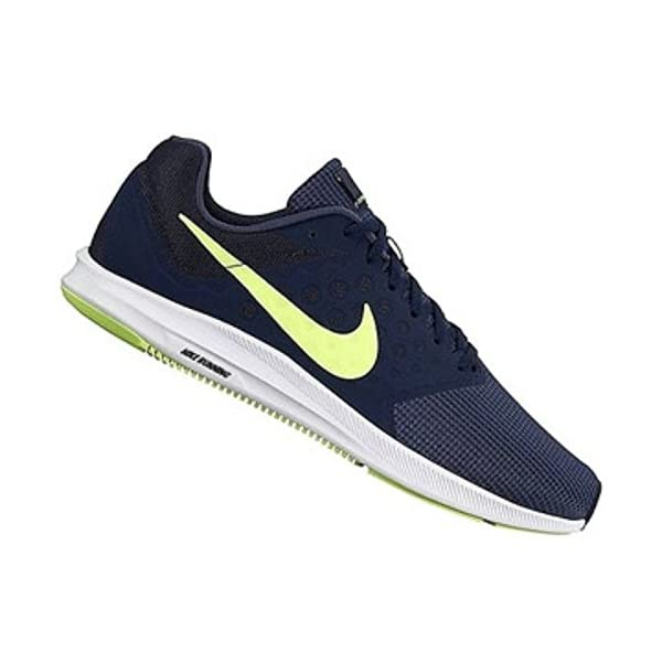 cc1a63a631f Nike Men s Navy Green Downshifter 7 Running Shoes - Pinkkuli.com Online  Shopping Mall