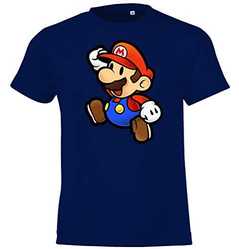 l Super Mario, Gr. 130/140 (10 Jahre), Navyblau ()