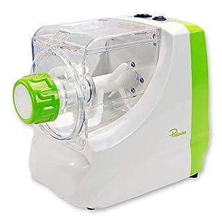 Tolles Geschenk Pastarixx Küchengerät elektrische Nudelmaschine, Pasta-Maschine, Pasta-Maker, Nudelvollautomat - Küchenmaschine zum Nudeln & Nudelteig einfach selber Machen - Nudelautomat