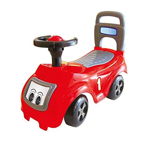 Dolu 10035309 - Babyrutscher Sit'n Ride, circa 50 x 38 x 64.5 cm, rot