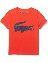 Lacoste Tj2910, T-Shirt de Sport Garçon