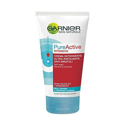 GARNIER Pure Scrub Active Anti-Pickel 150 Ml Gesichtspflege