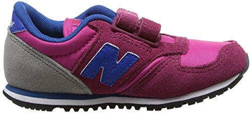 New Balance Ke420 Unisex-Kinder Sneaker Pink (IBI PINK/BLUE)