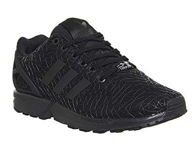 Adidas Damen Sneaker Zx Flux schwarz schwarz 41 1/3