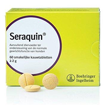 Seraquin Dog 60 tablets